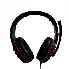 USB Surround Stereo Gaming Headset Headband Headphone with Mic For Computer PS4!