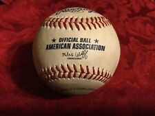 American Association Official Rawlings Game Used Baseball
