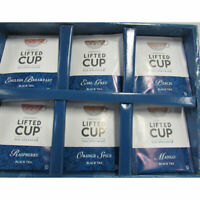 Lifted Cup Classic Tea Collection 30 Assorted Tea Bags / Box