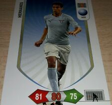 CARD ADRENALYN CALCIATORI PANINI LAZIO HERNANES CALCIO FOOTBALL SOCCER