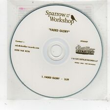 (FV676) Sparrow And The Workshop, Faded Glory - 2011 DJ CD