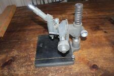 Opto Metric Comparator Ernst Leitz Wetzlar Microscope W Germany Ibm See Desc