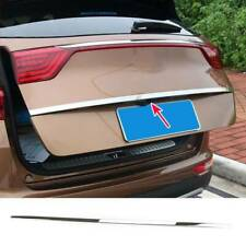 For Kia Sportage 2017-2020 Chrome Rear Trunk Lid Tailgate Door Cover Trim Strip (Fits: Kia Sportage)