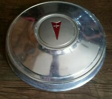 ☆ Pontiac Dog Dish Poverty Hubcap 10 1/2 Inch