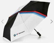 BMW Motorsport Pocket Umbrella - M Colors and Logo