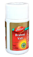 Dabur Ayurvedic Brahmi Vati Gutika to enhance memory - 40 Tablets Pack
