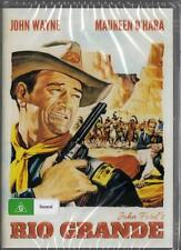 RIO GRANDE - JOHN WAYNE - NEW DVD - FREE LOCAL POST