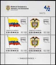 Timbres de Colombie