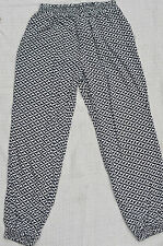 Viscose/Rayon Harem Trousers (2-16 Years) for Girls