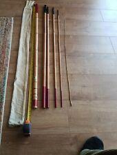 Vintage 6metre Bamboo Fishing Pole