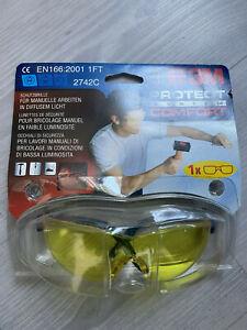 3M Schutzbrille 3M 2742C Arbeitsschutz , Augenschutzbrille