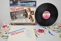 """La grande storia del ROCK~Birth Of The Beatles GSR-46 12"""" Vinyl LP ITALY NM"""