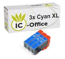 3 CLI 526 CIAN PARA Pixma iP4850 iP4950 ix6520 iX6550 MG5120 MG5250 mg5340 NUEVO