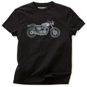 Genuine Triumph Motorcycle Boys Ethan Hooded T-Shirt
