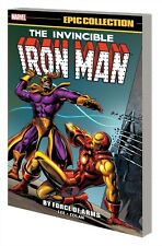 Iron Man: By Force Of Arms Tpb Tales Suspense Marvel Comics Epic Collection Tp