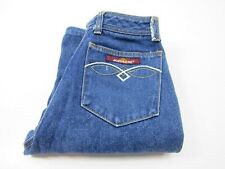 Vintage Jordache Jeans 1980s Sz 29 Long Faded High Waisted Mom Horse Head