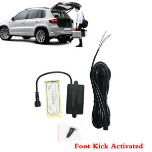 Free Keyless Car Trunk Boot Tailgate Automatic Opener Kit Foot Kicking Sensor