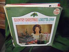 Loretta Lynn Country Christmas vinyl LP MCA Records Sealed