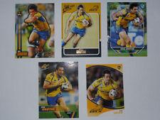Lot Parramatta Eels Original NRL & Rugby League Trading Cards