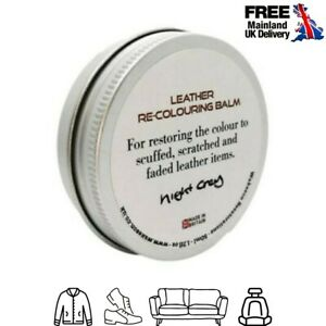 50ml Colour Restorer Dye Restore for faded & worn leather Sofa, Chair, Car Seats