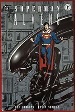 Superman vs. Aliens (1995) #1 - First Printing - Comic Book - Dark Horse Comics