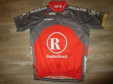 Livestrong Radio Shack Team Cycling Bontrager Jersey Adult XL