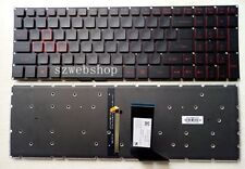New for Acer Nitro AN515-51 N16C7 N17c1 AN515-51-705 laptop US backlit Keyboard