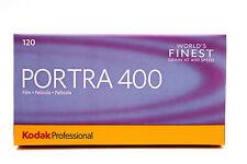 10 ROLLS Kodak Portra 400 120 Color Negative Film Photo Camera Exp Date 09/2020