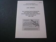 Heimann: Die Funknachrichtenkarten der Besatzungen der Ägäis + Breslau 1944-1945
