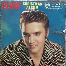 Elvis Presley - Elvis' Christmas Album.957 UK Mono 1st Press.LP. RD-27052.VG/VG-