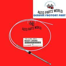 BRAND NEW GENUINE OEM LEXUS 2002-2010 SC430 ANTENNA ROD MAST & CABLE 86337-24340