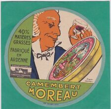 K700 FROMAGE CAMEMBERT MOREAU ROUVROY SUR AUDRY ARDENNES D APRES DRANSY