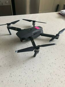 DJI Mavic Pro Drone, Fly More Kit with ND Filters
