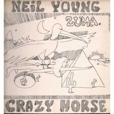 Neil Young With Crazy Horse Lp Vinile Zuma / Reprise W 54057 Nuovo
