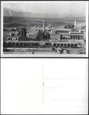 Persia Bastan Chabdoulazim Cement Factory old real photo PC 1950s.
