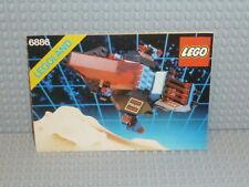 Lego ® Space Classic receta 6886 Galactic Peace Keeper ba ungelocht b1325