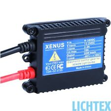 XENUS Basic HID KIT Xenon Scheinwerfer Steuergerät Ballast 12V 35W AC 9-16V AH