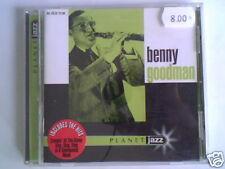 BENNY GOODMAN Planet jazz cd GENE KRUPA LIONEL HAMPTON