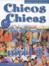 Chicos Chicas 2. Libro del. Alumno (Spanish Edition)-ExLibrary