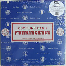 CSC FUNK BAND LP Funkincense RECORD STORE DAY Sealed 250 Made ! + Downloads