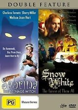 Sabrina The Teenage Witch  / Snow White - The Fairest Of Them NEW (DVD, 2006)