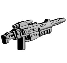 BrickArms Black EL-16HFE Resistance Rifle Weapons for Brick Minifigures