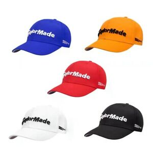 2021 NEW TaylorMade Men's Tour Cage Hat Tour RADAR SIM2 Fitted Golf Cap Hat UK