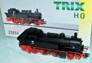 Trix 22854 HO 2-6-0 DB Class BR 74 912 Digital/DCC Steam loco in box. NR MINT