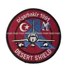 Patch B33 Belgian Air Force – Djyarbakir 1991 – Operation Desert Shield