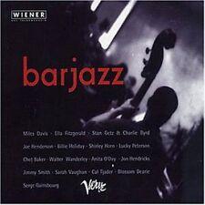 Barjazz 1 (Verve, 1994) Shirley Horn, Miles Davis, Chet Baker, Lucky Peterson, c