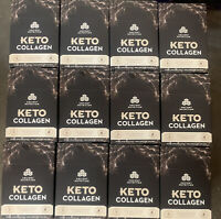 114 ounces Ancient Nutrition Keto Coconut Protein Collagen Powder (180 packets)