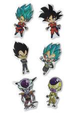 Sticker - Dragon Ball Super - Ressurection F SD Group Puffy Set Licensed ge55636