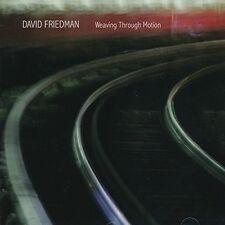 David Friedman-entrelacement through MOTION CD NEUF