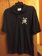 Rare The FISHER KING Movie PROMO POLO SHIRT Robin Williams Jeff Bridges M/L